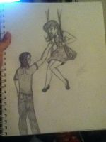 Request: Playing Fate Jovan and Emily by wolflover1213