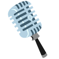 Microphone Vector by EmbersAtDawn