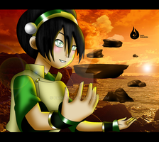 Toph Bei Fong by Venetia-TH
