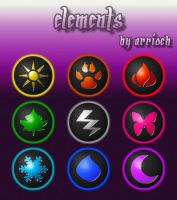 Elements by arrioch