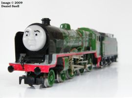 The Foreign Engine by TheThomasModeller