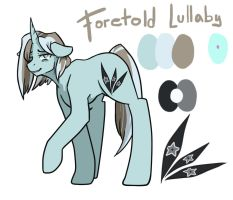 Foretold Lullaby by Joint-ParodiCa