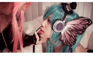 VOCALOID . chou by strawdoll