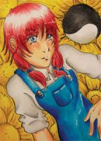 Lucky (ACEO 41) by Naousuke