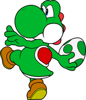 Yoshi Vector by InternationalTCK