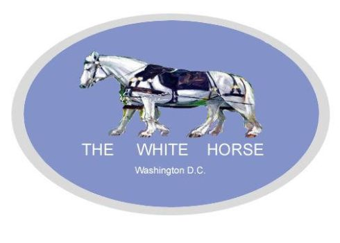 the white horse by manicdrugs