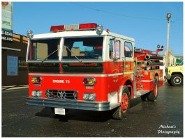 A 1973 Ward LaFrance Firetruck by TheMan268