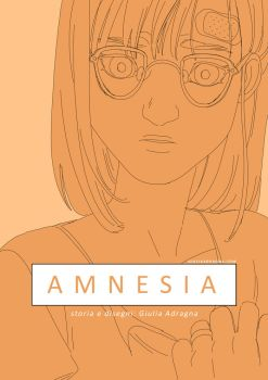 Amnesia 24h comic - Cover by Khiliel