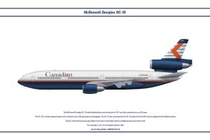 DC-10 Canadian Airlines by WS-Clave