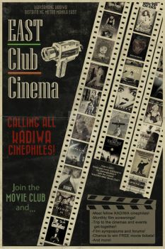 Movie Club poster1 by happy-dementor