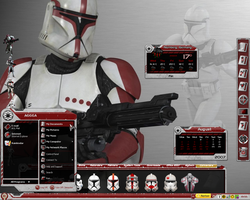 Star Wars Old Republic Desktop by a666a