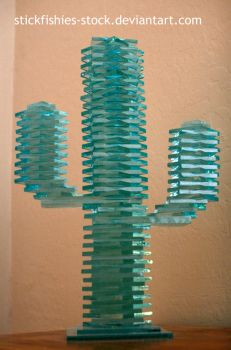 Decorative Cactus 1 by Stickfishies-Stock