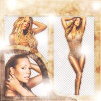 +mariah carey #1  By Luz Mary edition by FixASelenor
