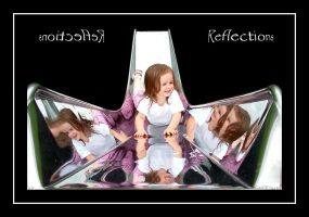Reflections of a Slide by BFG