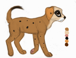 The Disney Puppy Who Didn't Exist (update) by The-Skykian-Archives