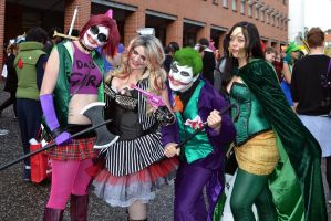 Suicide Squad Cosplay at 2015 Sydney Supanova by rbompro1