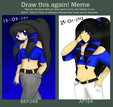 Before and after meme ftw by Milizapiainc