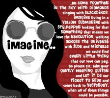 Imagine.. by MikaLintu