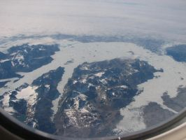 south of Greenland from air by rotfsmlsh