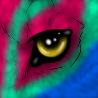 Windicious eye icon by VictoriWind