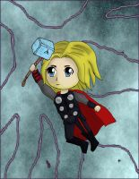 Thor by CutenessMaximized