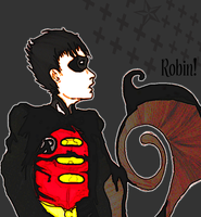 Robin by FruityKyuubi