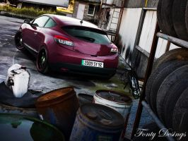 Renault Megane Fonty Garage by Fonty-Designs