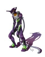 eva 01 test by kajinman