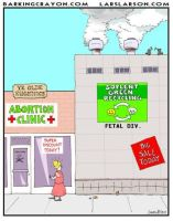 Solyent Green Abortion Clinic by Conservatoons