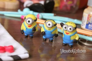 Minions by theredprincess