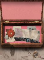 vintage box by chocolatemoolatte