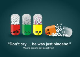 Dont cry for Placebo by PavelNekoranec