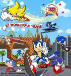 Forever Sonic by Mery-the-Hedgehog
