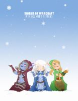 Windrunner Sisters by SiliceB