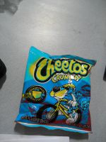 Blue Cheetos? by theHUGmonster