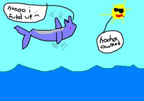 Dolfin Getting Owned Lmoa by golgi-apparatus