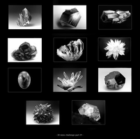 Crystals, stones, etc. by Haute-claire
