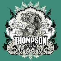 Thompson_Chinafish by Rusc