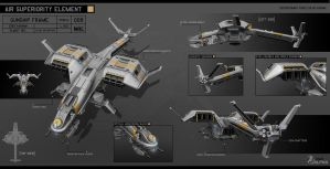 Air Superiority Element by KaranaK