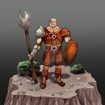 Mountain-Fighter-fnl by shaotemp