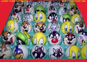 Looney Tunes by Rene-L
