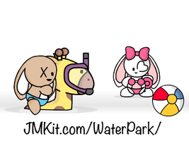 JMKit Make-A-Scene: Water Park by JinxBunny
