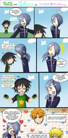 mini-comic- Raze and Shou by BiPinkBunny