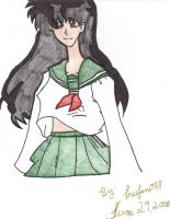 Kagome Coloured by Inufan078
