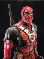 deadpool 12 inch custom figure another shot by ebooze