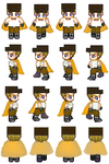 2p!Germany RPG Sprite by Akiraka-chan