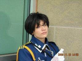 Roy Mustang Cosplay 2 by crummywater