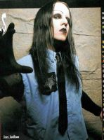 Joey the Jordison by KittyEcstGoth