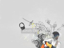 wallpaper donghae lovelyday by viahebumuno