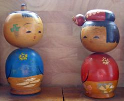 Chinese dolls... by chop-stock